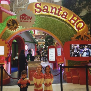 Santa HQ Danbury Mall