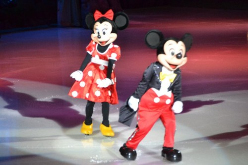 Disney on Ice XL Center