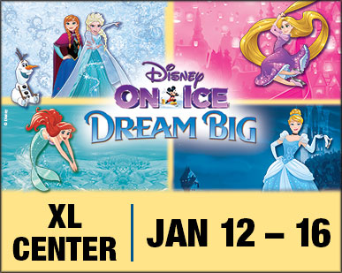 Disney on Ice CT 2017