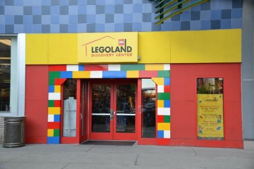 Legoland Discovery Center Westchester