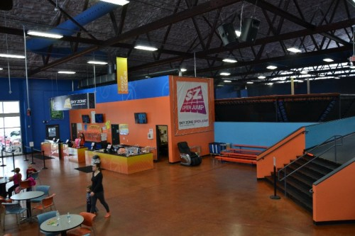 Sky Zone Wallingford CT (39)