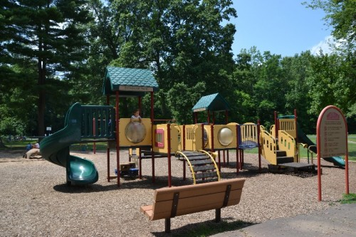 Playgrounds in CT
