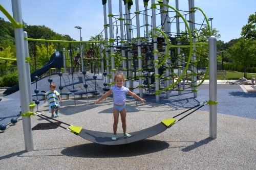 Villano Park Splash Pad Hamden CT (47)