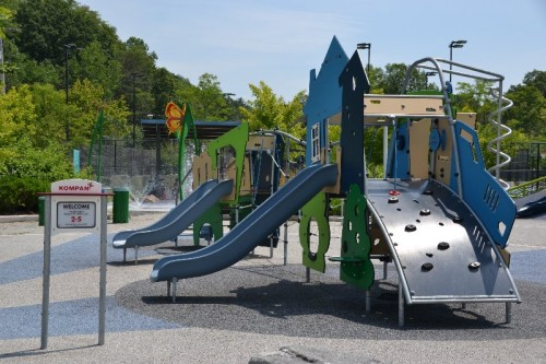 Villano Park Splash Pad Hamden CT (61)