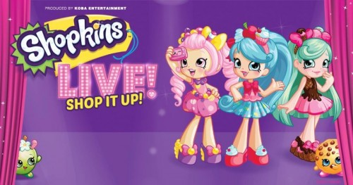 Shopkins Live Ticket Giveaway