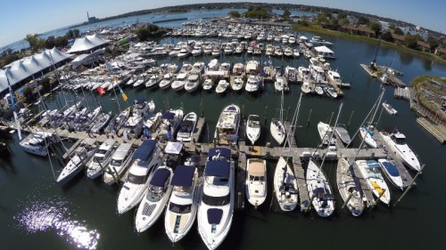 Progressive Insurance Norwalk Boat Show
