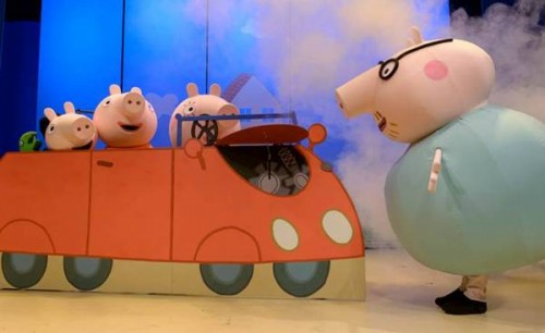 Peppa Pig CT Tickets