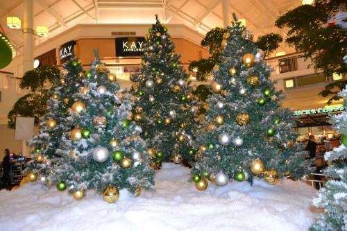Danbury Mall Christmas