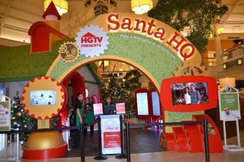 Santa HQ Danbury Mall