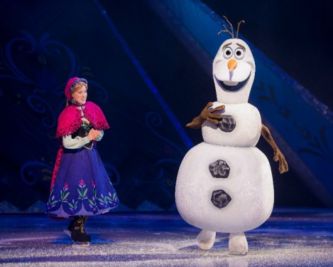 Disney on Ice Webster Bank Arena