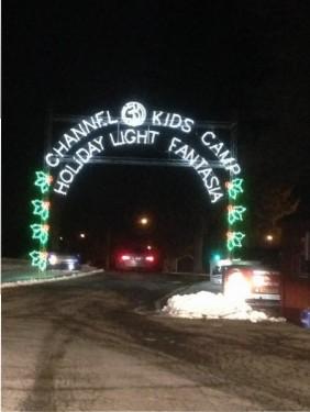 Holiday Lights Fantasia Hartford CT
