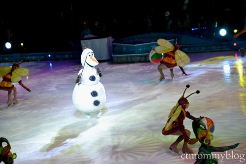 Disney on Ice _Olaf