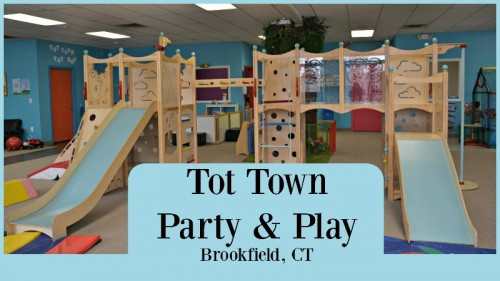 Tot Town Brookfield, CT