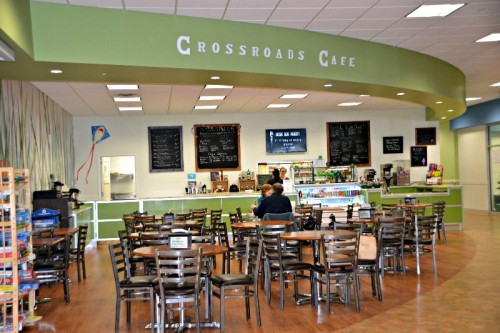 Crossroads Cafe Mansfield CT