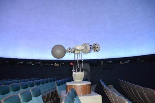Discovery Museum Planetarium