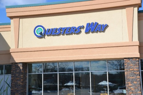 Questers' Way Mansfield, CT