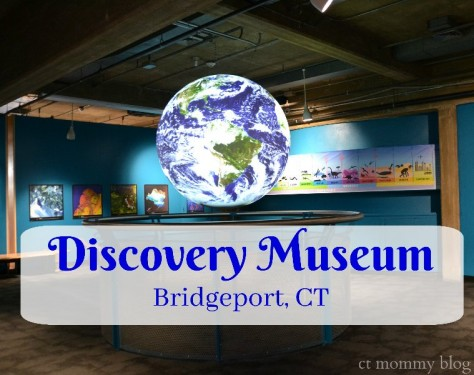 Discovery Museum Bridgeport CT