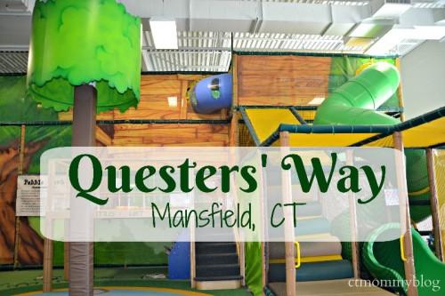 Indoor Play Questers' Way