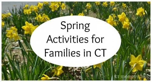 Spring Activities in CT