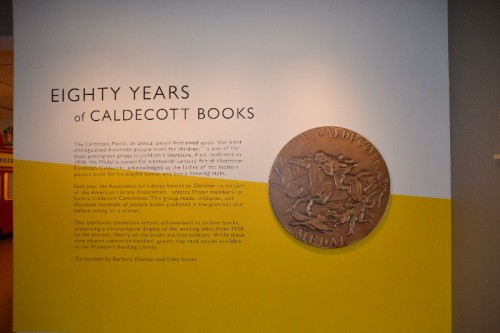 80 Years of Caldecott Books