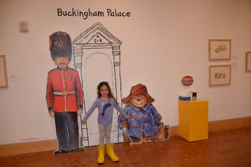 Paddington Exhibit