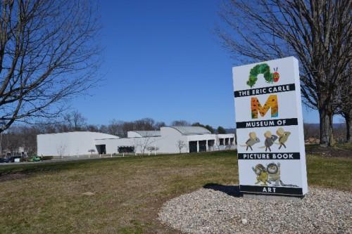 Eric Carle Museum Amherst MA