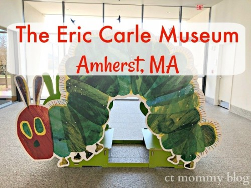 Eric Carle Museum Amherst MA