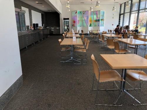 Eric Carle Museum Cafe
