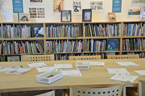 Eric Carle Museum Library