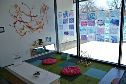 Eric Carle Toddler Art